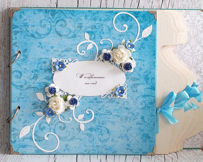 Niebieski album ciążowy